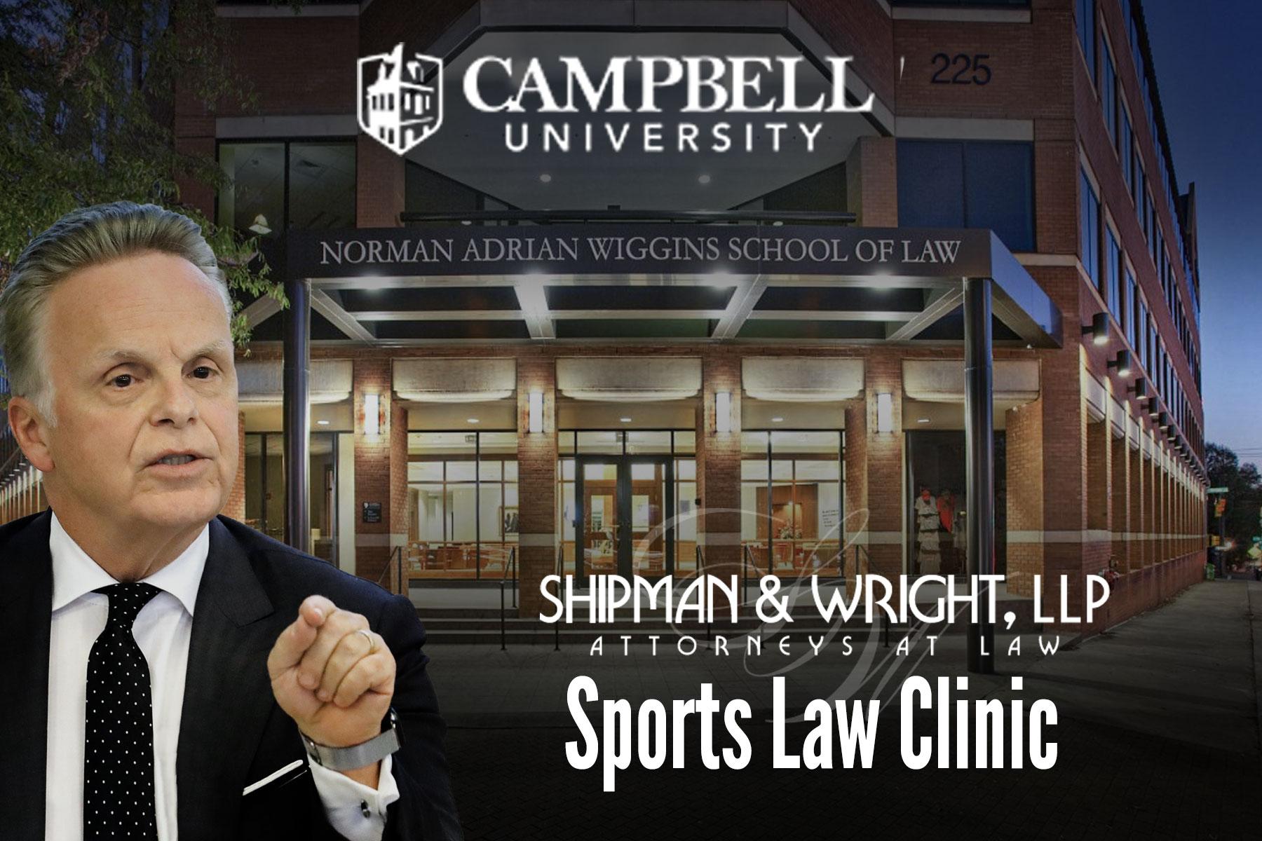 Shipman & Wright Sports Law Clinic