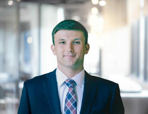 Carter Cole joins Shipman & Wright as an associate attorney